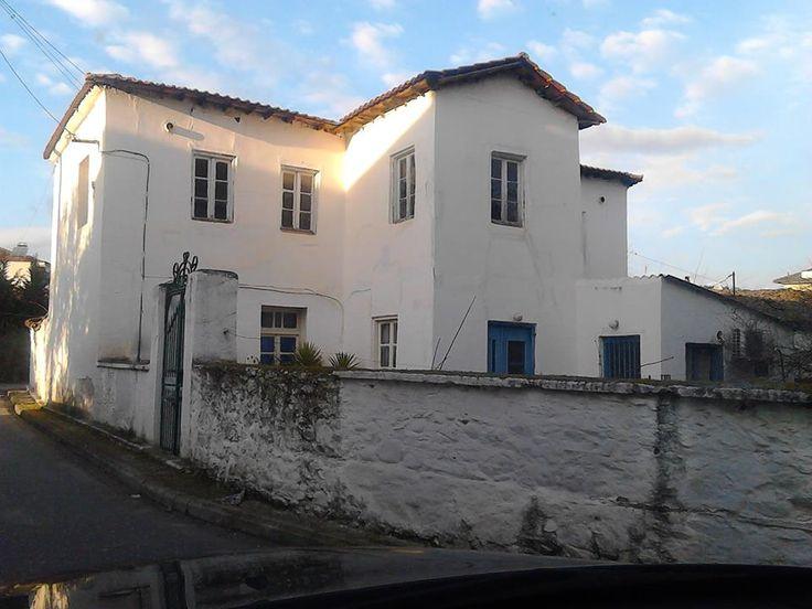 ALASONYA(elassona), Osmanlı döneminden bir ev ...