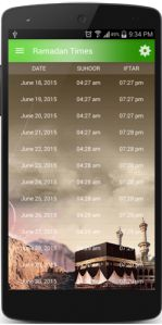 Video : Prayer Times & Qibla, Azan – Android Apps