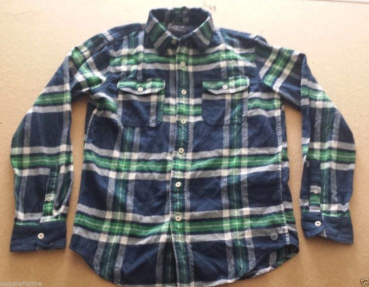 American Eagle Outfitters men size S long sleeve #casual shirt plaid pattern visit our ebay store at  http://stores.ebay.com/esquirestore