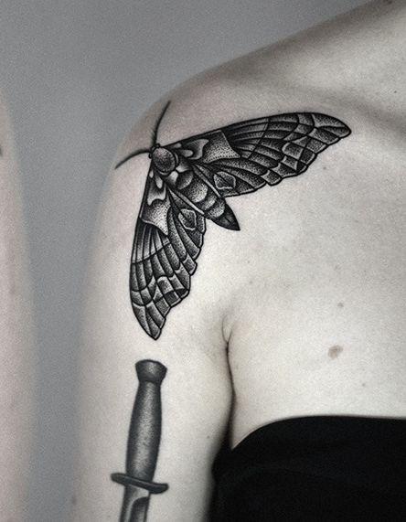 Kamil Czapiga #ink #tattoo