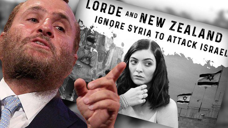The Trump-Loving, Porn-Hating Rabbi Attacking Lorde