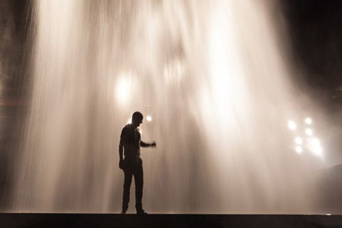 Cамый большой в мире архитектурный душ