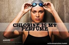 Natalie Coughlin.  You are the reason why I love swimming!
