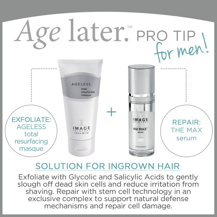 Image Skincare FOR MEN.  Age Later. Pro Tip.  www.skingeeks.co.uk