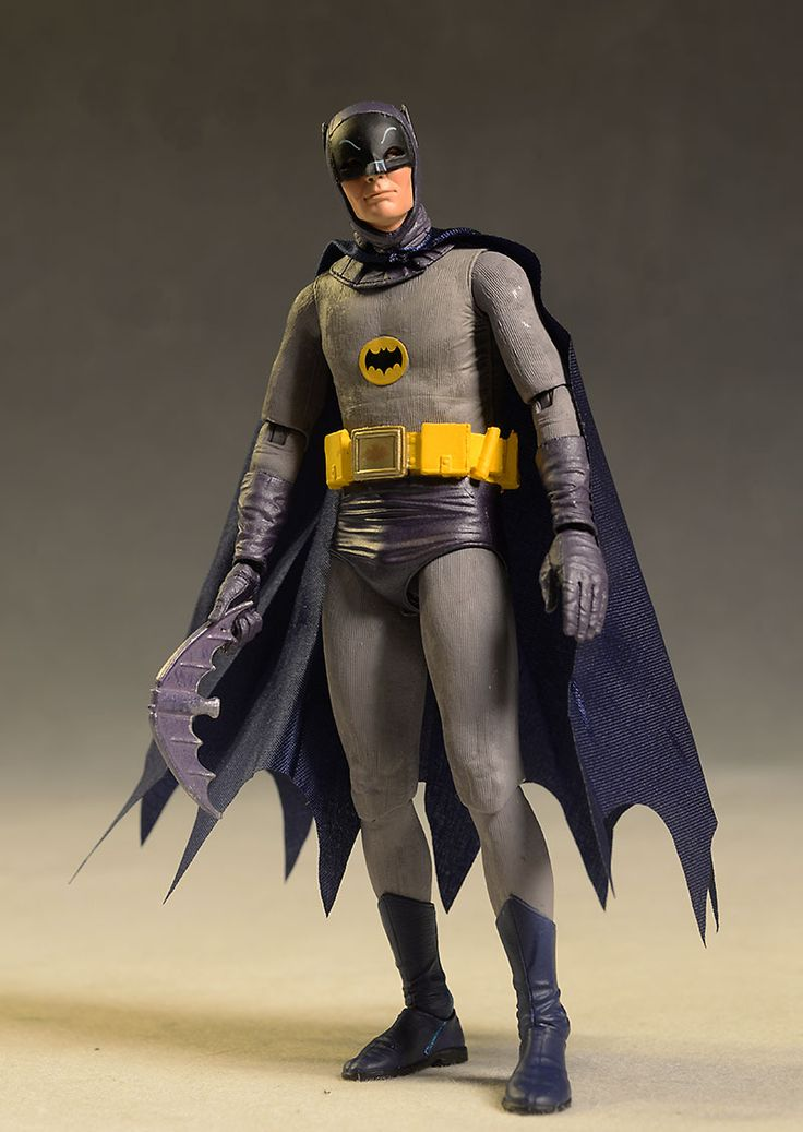 1966 Batman television action figure by NECA
