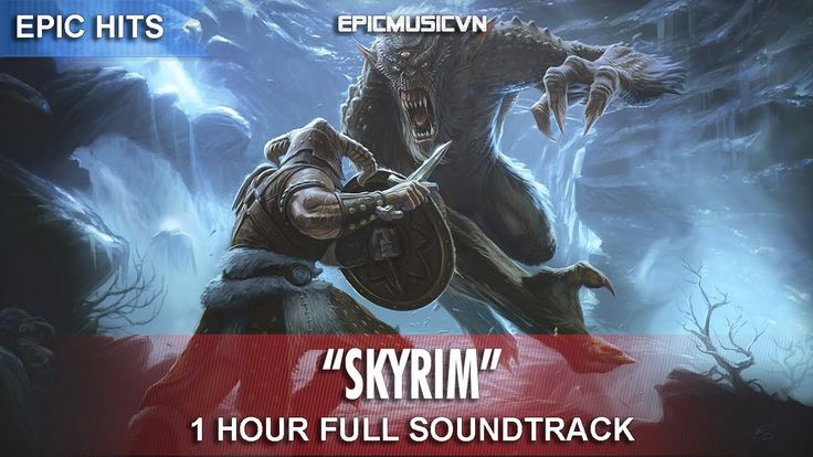 Epic Hits | The Best of Skyrim Soundtrack | 1-Hour Epic Music Mix | Epic...