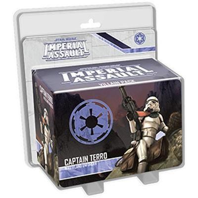 Captain Terro Villain Pack: Star Wars Imperial Assault
