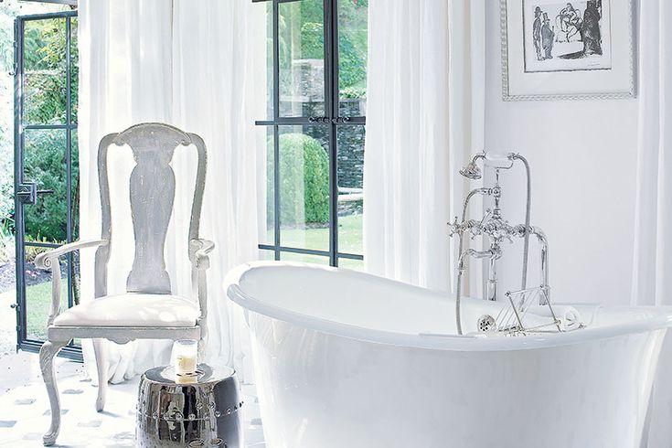 Designer tips for creating a serene bathroom | styleathome.com
