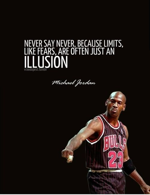 Micheal Jordan quote