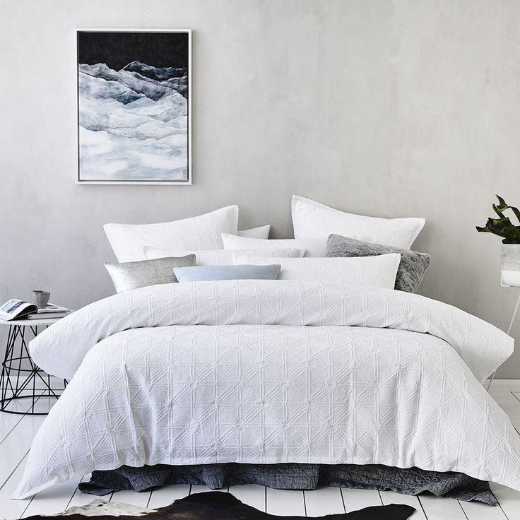 Home Republic Villa Bedlinen - Bedroom Quilt Covers & Coverlets - Adairs…