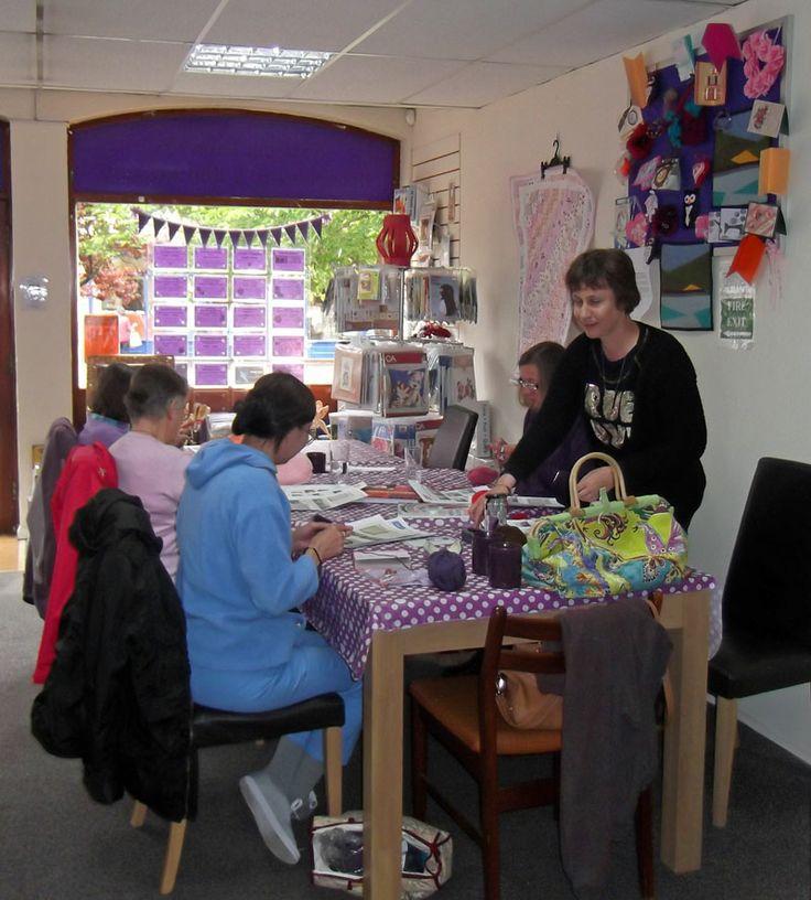 Craft & Hobbies Crafting Area