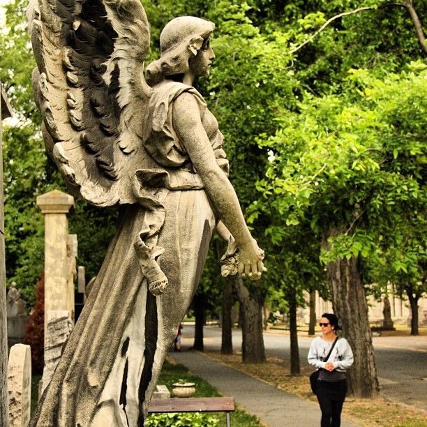 Fiumei úti Nemzeti Sírkert (Kerepesi Temető) in Budapest
