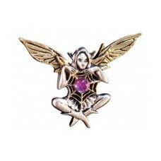 Amulet - Pavučinová víla  Pavučinová víla odstraní pavučiny z Vaší mysli a umožní spatřit svět Vílí Magie všude kolem Vás.