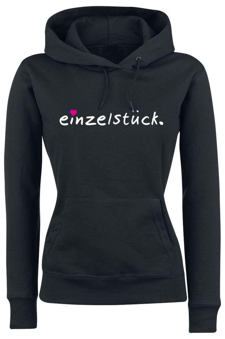 Einzelstück. – Girl-Kapuzenpulli – schwarz Nur 19,99€ #stylaholic #hoodie