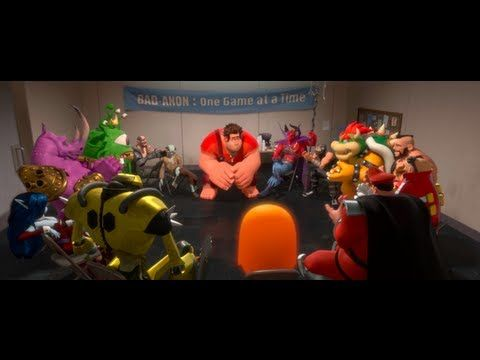#Wreck-It Ralph Trailer. Countdown with friends to it's release http://flck.it/clock