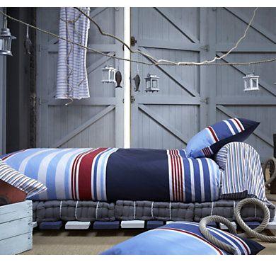 12 best style bord de mer images on pinterest carpet. Black Bedroom Furniture Sets. Home Design Ideas