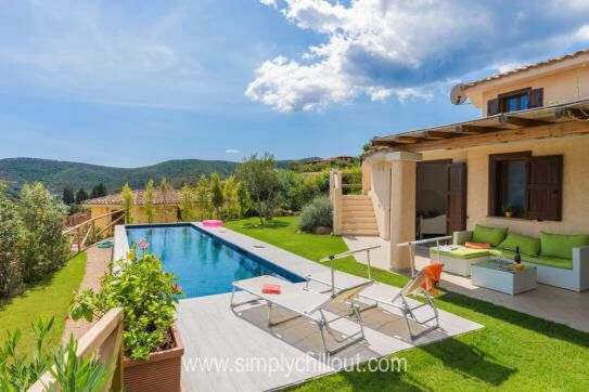 Villa Arkimissa by www.simplychillout.com