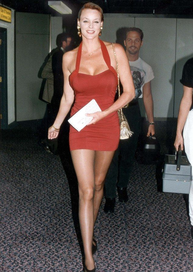 Sexy women in short skirt