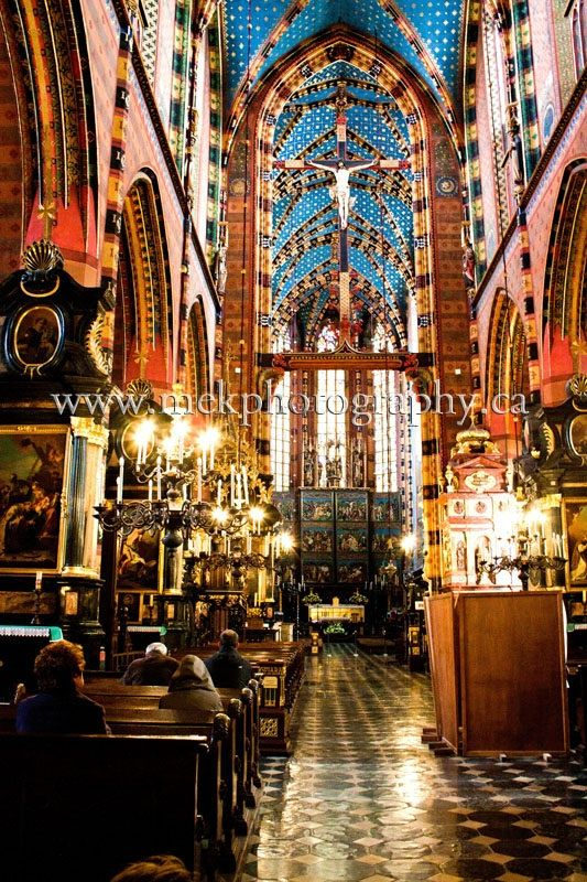 Church - Tarnow, Poland