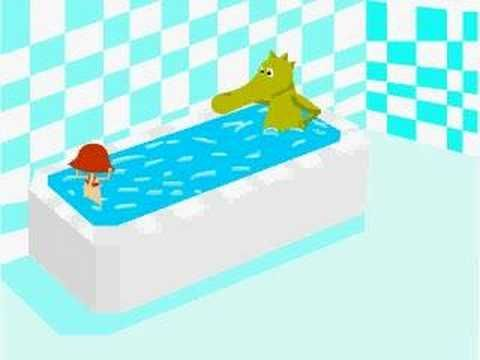 prentenboek: Krokodil onder mijn bed