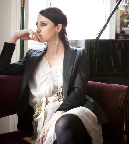 La stilista Alessandra Facchinetti
