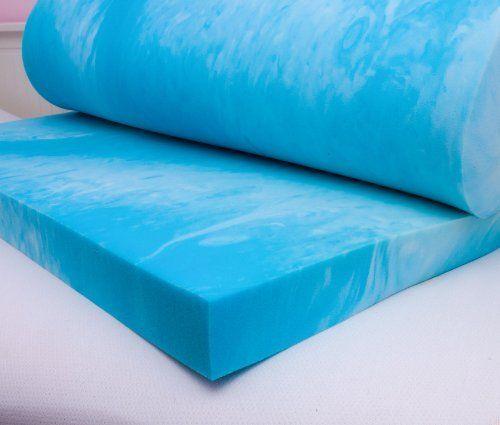 G Flex Queen 4lb Gel Memory Foam Mattress Topper By G Flex Memory Foam Mattress