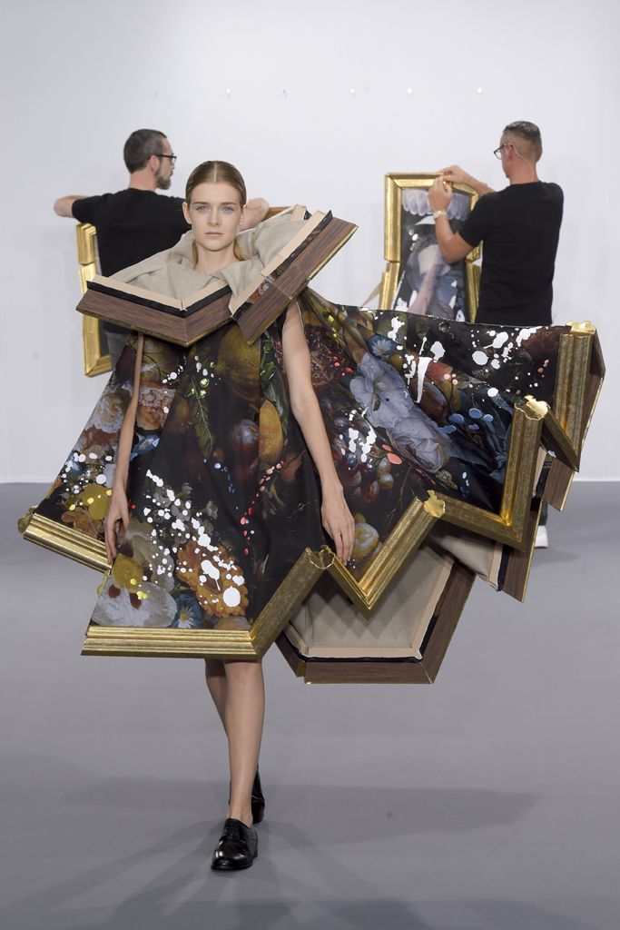 Viktor & Rolf. Couture Fall 15