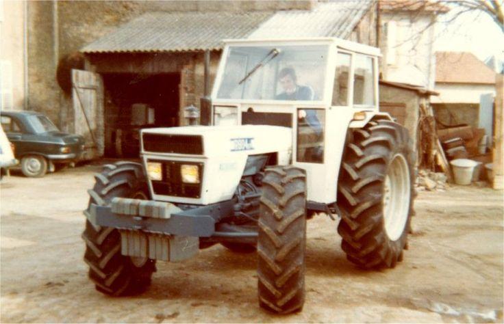 Remises en état et historiques d'anciens tracteurs Fendt, Ferguson, SFV et machines agricoles