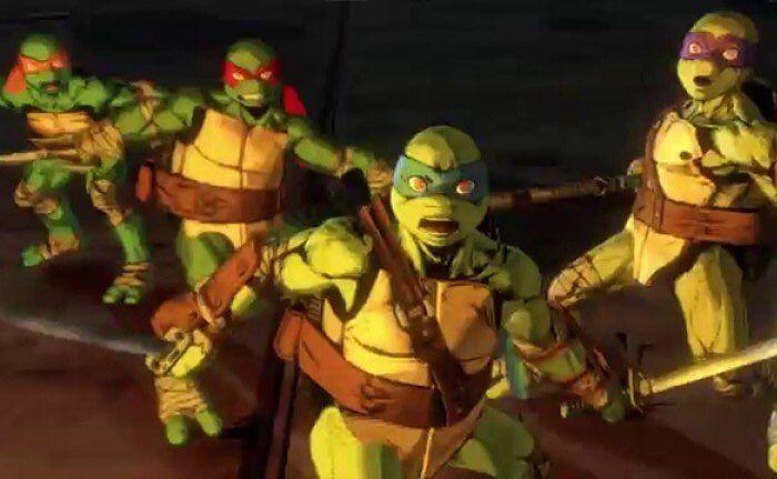Confirman el lanzamiento de un nuevo juego de Las Tortugas Ninja con estilo cómic ver mas en http://ift.tt/1NyNXP3 visita gamersoficial.com #videojuegos #videogames #gamers #geek #gaming #gamersoficial