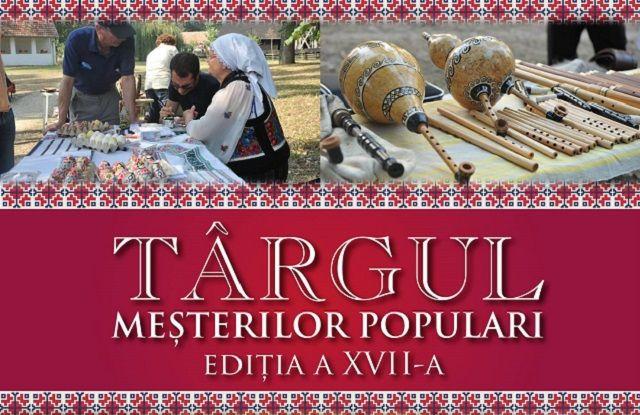 Targul Mesterilor Populari | timisoaraazi