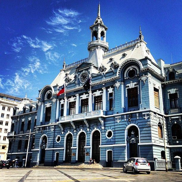 Plaza Sotomayor w Valparaíso, Valparaíso