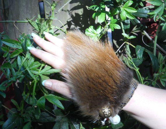 Cuff: Beavers Fur, Fur Cuffs