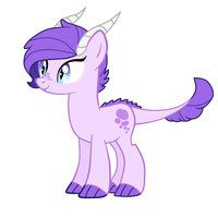 Claire Daughter of Rarity and Spike - Someone made a bunch of awesome next gen ponies, but I have to say, Clarity here is definitely my favorite.