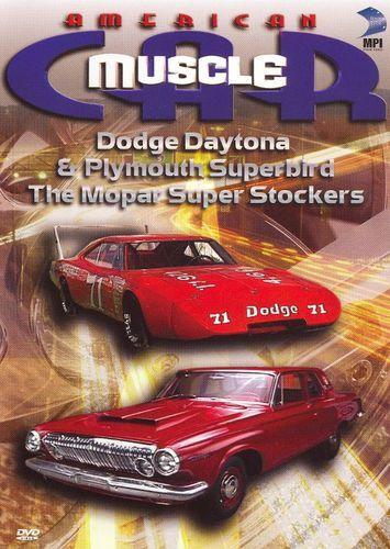 American MuscleCar: Dodge Daytona & Plymouth Superbird - The Mopar Super Stockers [DVD]