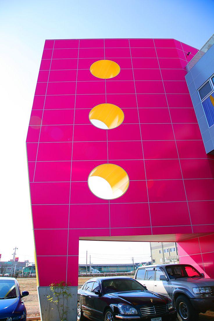 HILLTOP Dream Factory!! #pink