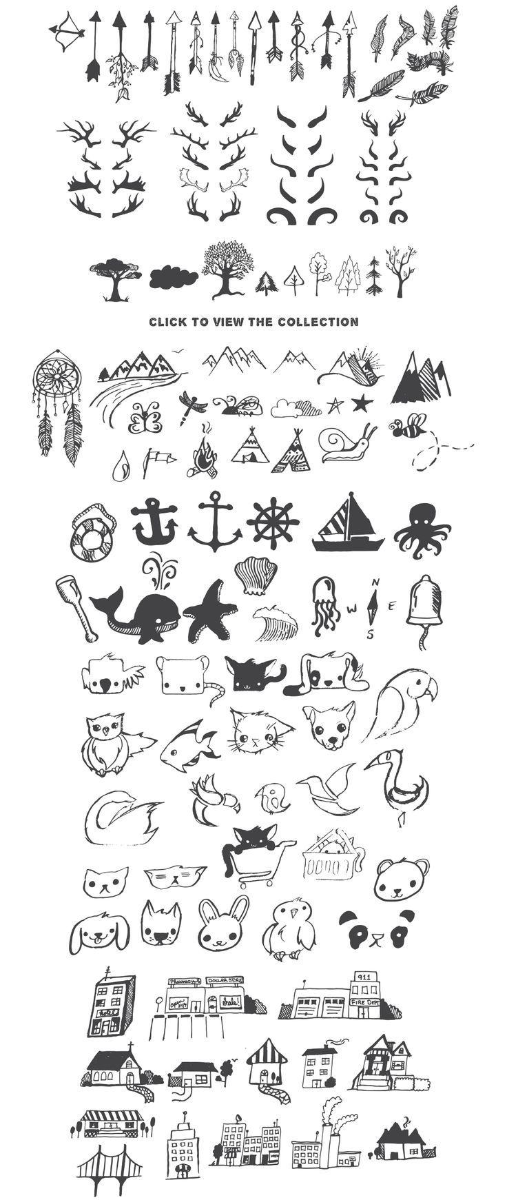 Elegant Tattoo Vorlagen Zum Ausdrucken Diese