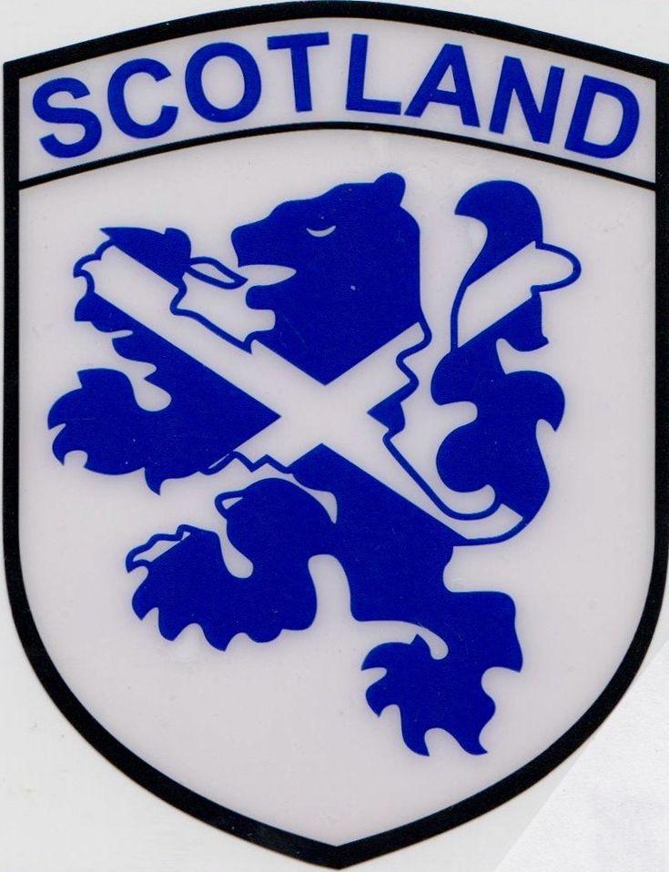 scottish flag lion