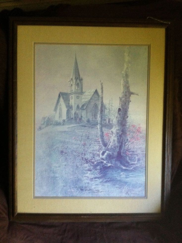 Excited to share the latest addition to my #etsy shop: Sunrise Service Limited Edition Signed Artist Proof by Ben Hampton
