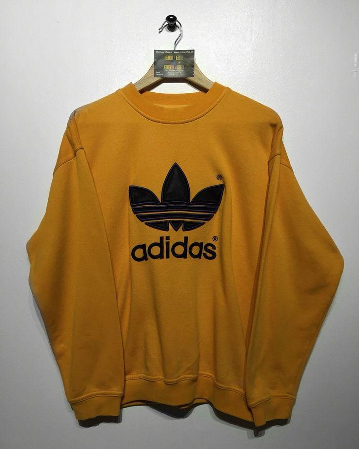 Love the colour Adidas Sweatshirt Size Medium £34 Website➡️ www.retroreflex.uk #adidas…