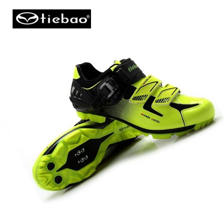 59.81$  Buy here - http://alibfl.worldwells.pw/go.php?t=32761358876 - Tiebao Cycling Shoes For Men & Women Zapatos Ciclismo Self-locking Mountain Bike Shoes  MTB Shoes Zapatillas Cheap Price 59.81$