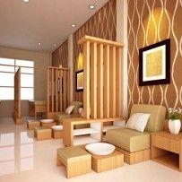 Desain Ruangan Spa Mom & Baby Dengan Tampilan Segar