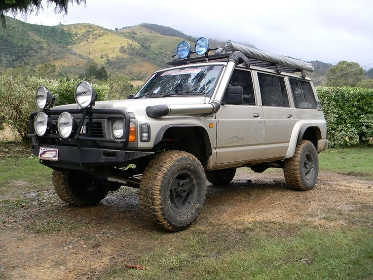 the soggy sao - Patrol 4x4 - Nissan Patrol Forum