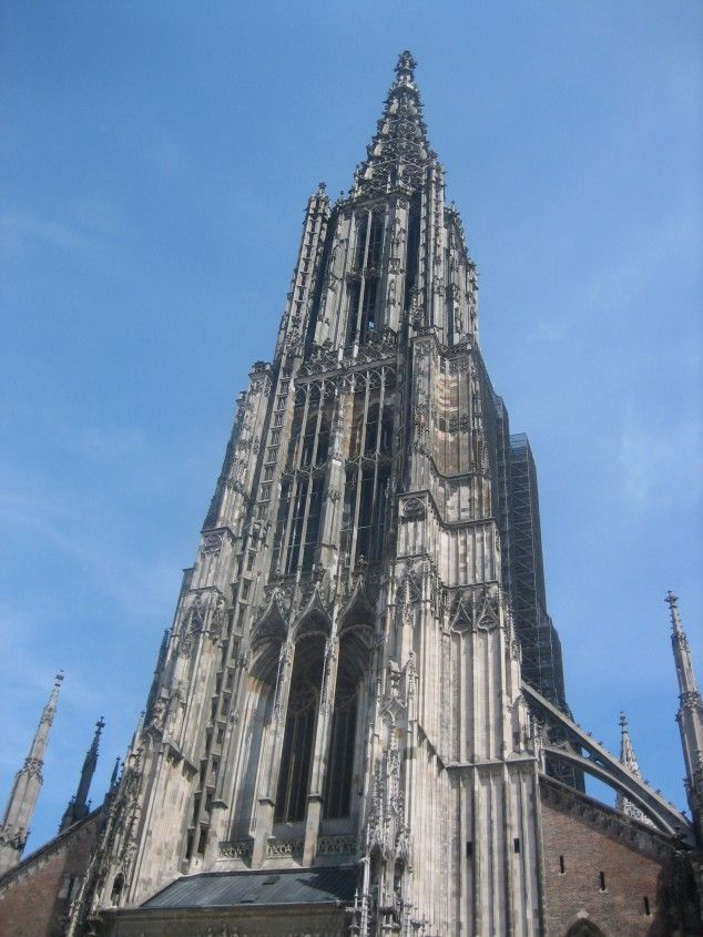 1000 ideas about ulm cathedral on pinterest ulm. Black Bedroom Furniture Sets. Home Design Ideas