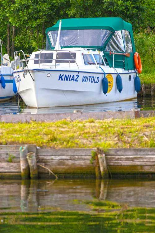 Polen Hausboot Mieten #hausboot #polen #hausbooturlaub #masuren