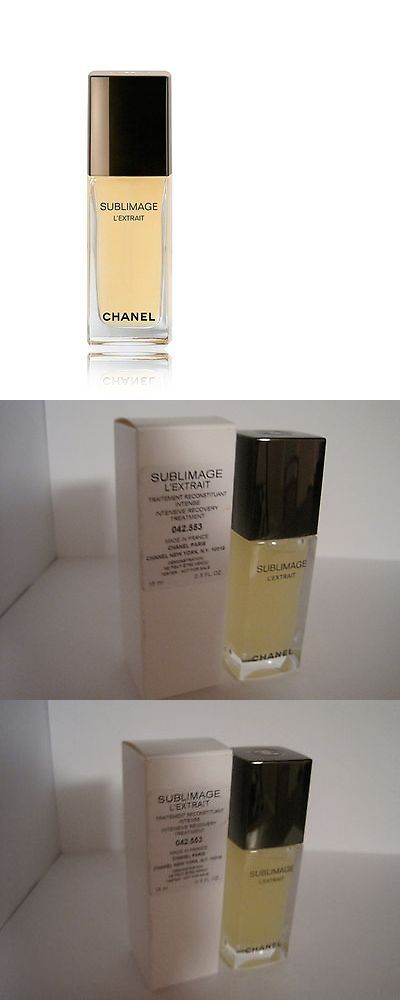 Blotting Paper: Chanel Sublimage L Extrait Intensive Recovery Treatment New 0.5 Oz -> BUY IT NOW ONLY: $299 on eBay!