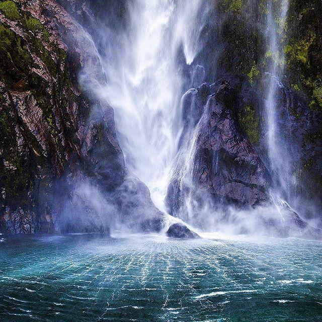 Stirling falls, Fiordland! #nature #TagsForLikes.com #TagsForLikesApp #sky #sun #summer #beach #beautiful #pretty #sunset #sunrise #blue #flowers #night #nz #twilight #clouds #beauty #light #cloudporn #photooftheday #love #green #skylovers #dusk #weather #day #waterfall #canon #mothernature