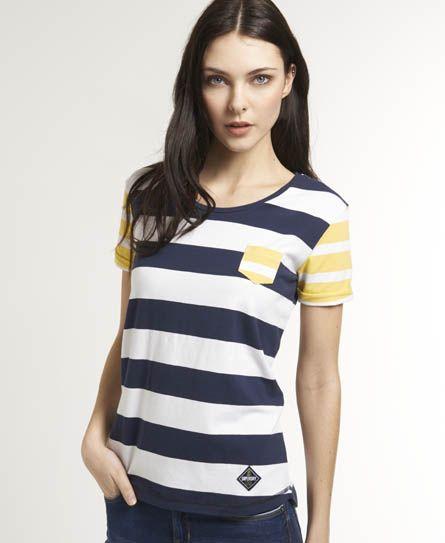 Superdry Ahoy Sailor T-shirt $50.00  http://bit.ly/PabpLX