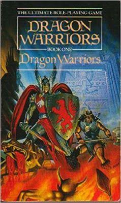 El Descanso del Escriba: Dragon Warriors, el juego de rol