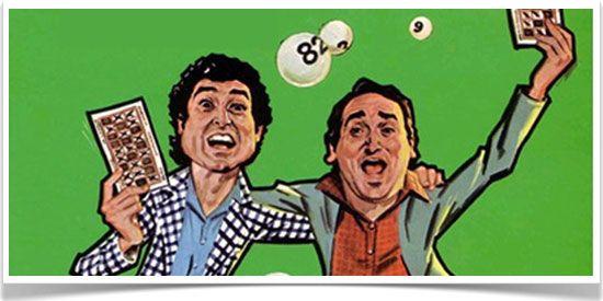 Los Bingueros (1979) - Peli de Andrés Pajares y Fernando Esteso.