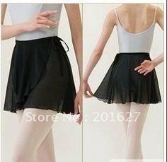 Ballet Wrap Skirt Pattern | ... ballet&dance chiffon wrap skirts from Reliable tutu skirt suppliers on